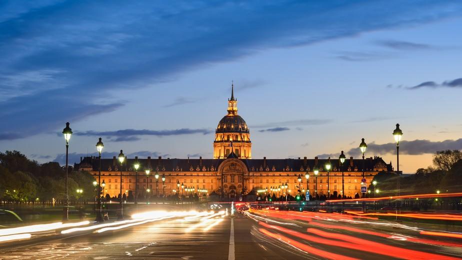 Paris – Hôtel des Invalides